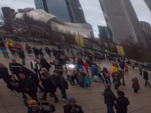 are we far or near? (the bean)